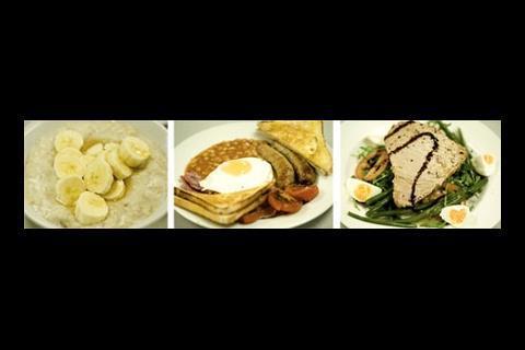 Canteen meals